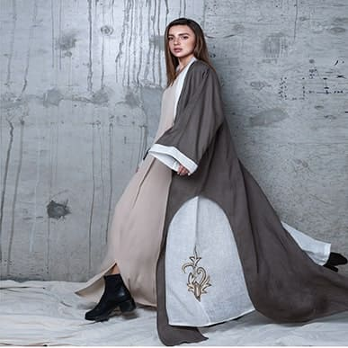 Luxury abayas brands in Dubai